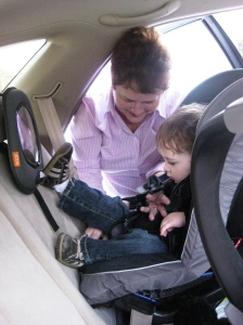 Kids and Car Seats 020
