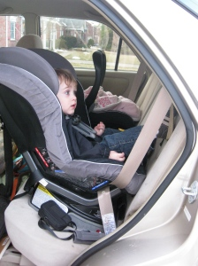 Kids and Car Seats 025